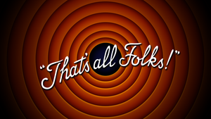 That's all Folks! by surrimugge