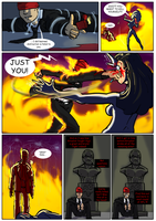AFL 5 Fight 1 Page 3 by Ritualist