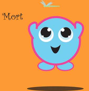 Mort Monster by Rufukitty
