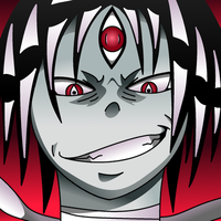 Kishin Asura from Soul Eater by AaronC141