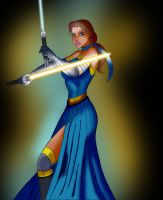 Jedi Belle v2 by 626Ghost