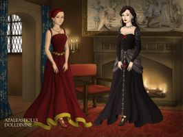 Tudors Series: Meredith and Minerva by Colleen15