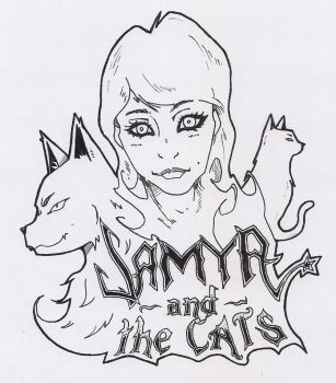 #SAMYA and the CATS* - Traditionnal by Yankeey