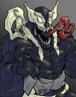 shiny venom by ZipDraw
