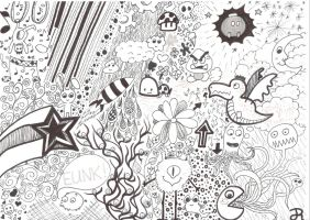 doodle by sweeu