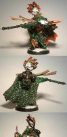 Salamanders: Forgefather Vulcan He'stan by TheBl4ckCat