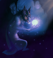 magic night by LiLaiRa