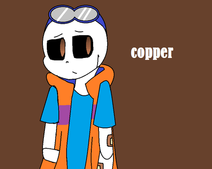 Copper by TheArtistFamily