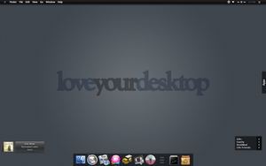 loveyourdesktop by Magic-Jowol