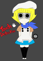 Mackenzie from Touch Detective by MissDespair117