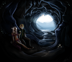 The Cavern by Susiron