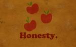 Wallpaper - Worn Honesty by ElectricCoffee