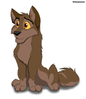 Young Balto by Pouasson-de-oro