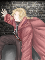 Edward Elric by Destined-Child
