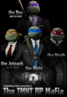 TMNT RP Mafia 'The Don by JasmineAlexandra