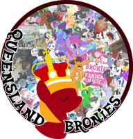 QLD Bronies Group Photo by dream-quill