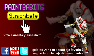 Kratos por PainterBits by PainterBits