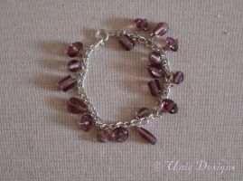 Dark Red Bangles by Moon-Q