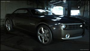 Chevrolet Camaro 02 by Vincent-Montreuil