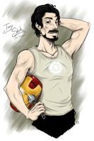 Iron Man - Price for Thalaki by Kumagorochan