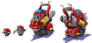 Motobugs by gsilverfish