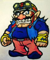 Wario by Beatles4Ever