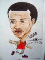 Thierry THE KING Henry by beanystergates