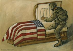 Veteran Suicides by LaurasMuse