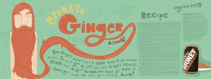 ginger biscuits revised by doyleyboy