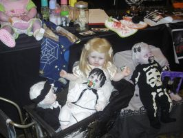 IDC - Italian Doll Convention 2013 - Milan by Little-Psycho-Lilith