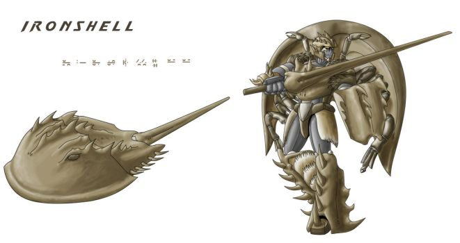 Maximal Ironshell by Autobot-Windracer