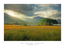 Kilchurn Castle II by Stridsberg
