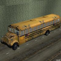 XNA School Bus Wrecked by X-N-A