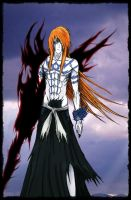 Ichigo's New Form: Hornless by Arrancarfighter