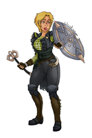 Inquisitor Evey by Sonixaly