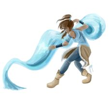 Korra's Element by blindbandit5