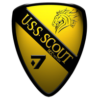 USS Scout Patch by sparrow794