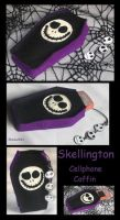 Sheila2892- Cellphone Coffin by creepy-craft