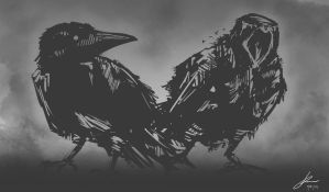 Crows by AeroneElpa213