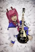 Angel Beats! Yui by theDevil-photography