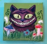 Cheshire Cat by AmberNikki