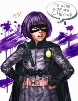 Hit Girl by Mad1984