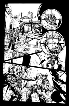 Gears of War Test Page by popmhan