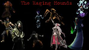 The Raging Hounds V2.0 by lordi114