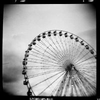 767 - Holga in Paris by Pecuchet