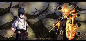 Naruto 673 Will defeat you together ! by Gray-Dous