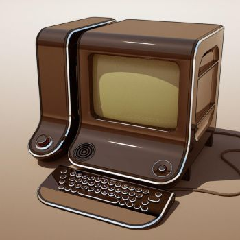 290110 - old PC by 600v