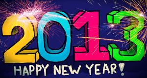 Happy New Years! 2013 is Here! by slim58