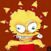 lisa.simpson by betteo