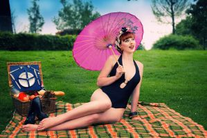 Pinup Picknick by NeciaNavine